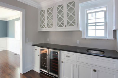 Wet Bar Design and Build
