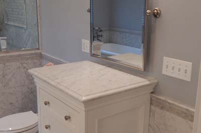 Bathroom redesign Long Island