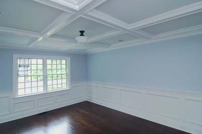 ceilings molding and trim