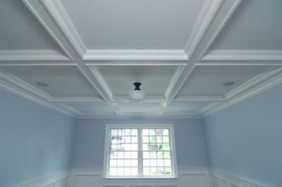custom trim and molding Long Island
