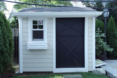 Garage and shed design and build