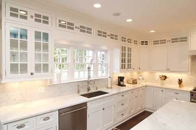 Long Island kitchen design and build