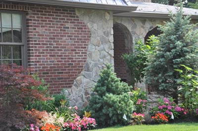 Custom landscaping Long Island