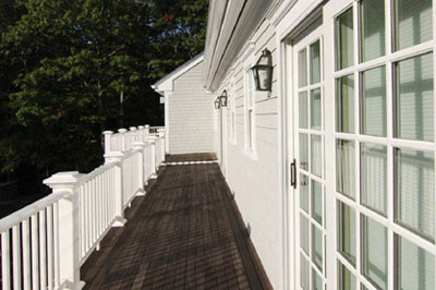 Porches and Porticos